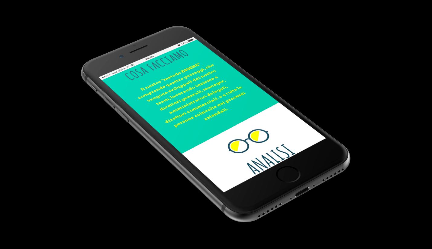 Web Mobile Essere Consulting